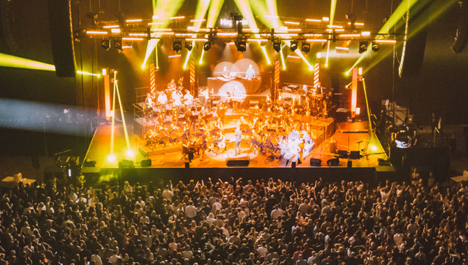 Hacienda Classical - First Direct Arena, Leeds, 14.04.17 Live Review