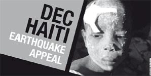 DEC - Haiti Earthquake Appeal