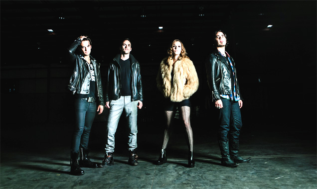 Halestorm - Interview
