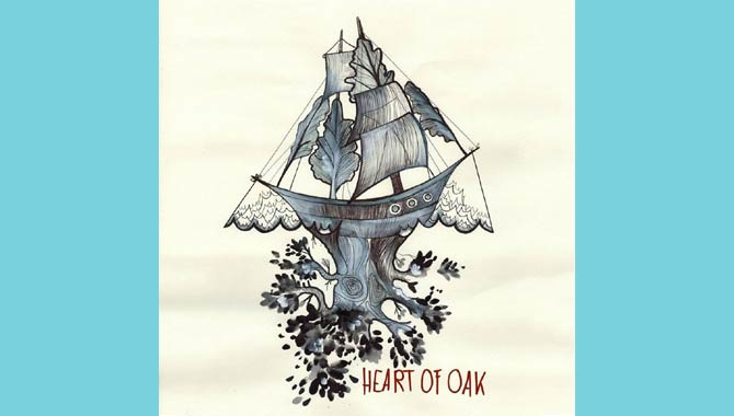 Heart of Oak - EP One EP Review