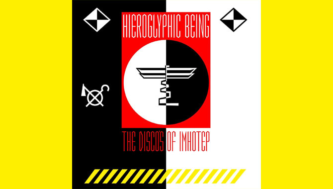 Hieroglyphic Being - The Disco's Of Imhotep Album Review
