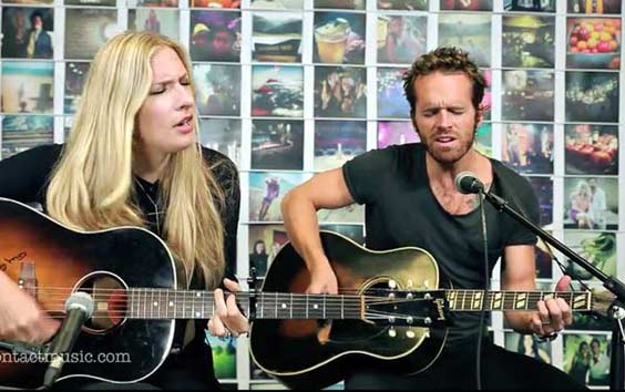 Holly Williams - Drinkin' Live Video