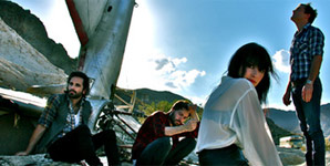 Howling Bells - Into The Sky Video