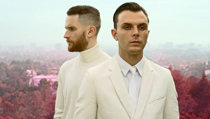 Hurts - Brixton Academy, 13 February 2016 Live Review