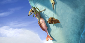 Ice Age 4: Continental Drift, Teaser Trailer