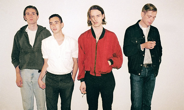 Iceage - Brudenell Social Club, Leeds - May 4th 2015 Live Review