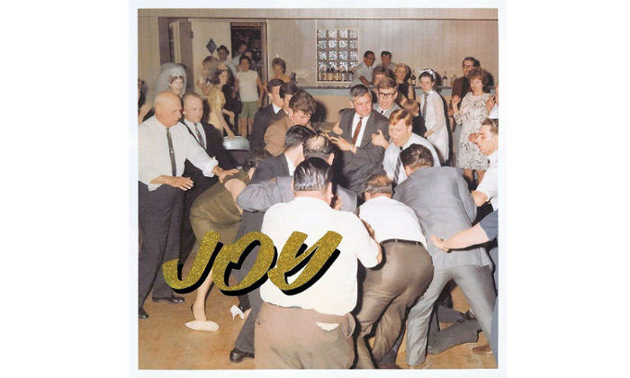 Idles Joy As An Act Of Resistance Album