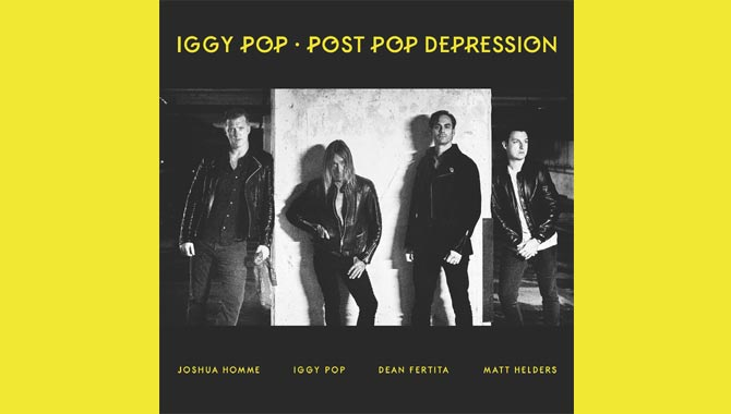 Iggy Pop Post Pop Depression Album