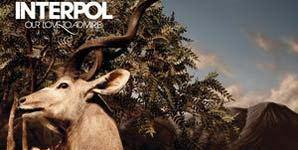 Interpol, The Heinrich Maneuver Single Review