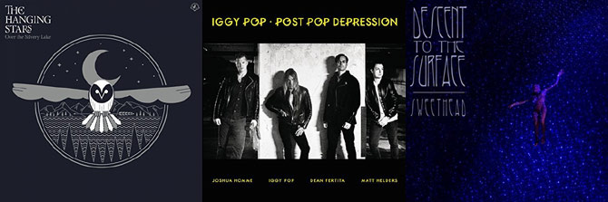 The Hanging Stars, Iggy Pop, Sweethead