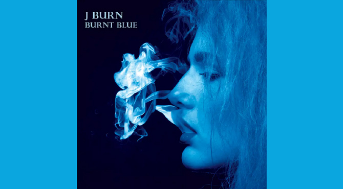 J Burn Burnt Blue EP
