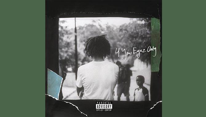 J. Cole 4 Your Eyez Only Album