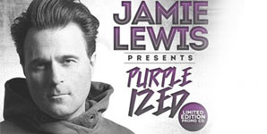 Jamie Lewis - Purplized Album Review