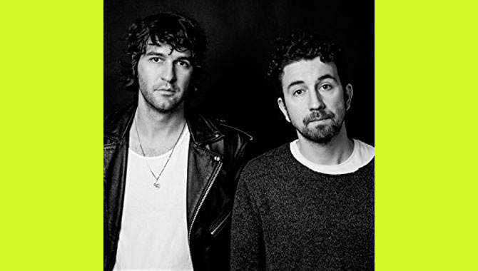 Andy Peterson reviews Japandroids' Near To The Wild Heart Of Life