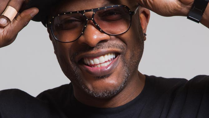An interview with Jazzy Jeff at Suncebeat 2016