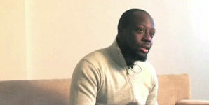 Wyclef Jean, Video Interview