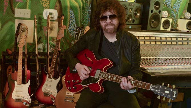 Jeff Lynne's ELO - Porchester Hall, London 9 November Live Review