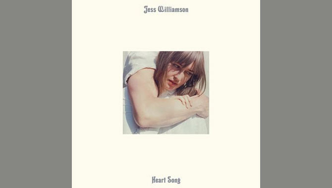 Jess Williamson - Heart Song Album Review