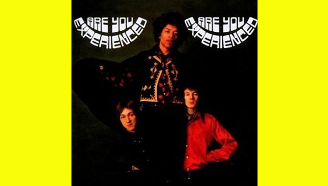The Jimi Hendrix Experience Are You Experienced? 50th Anniversary Album