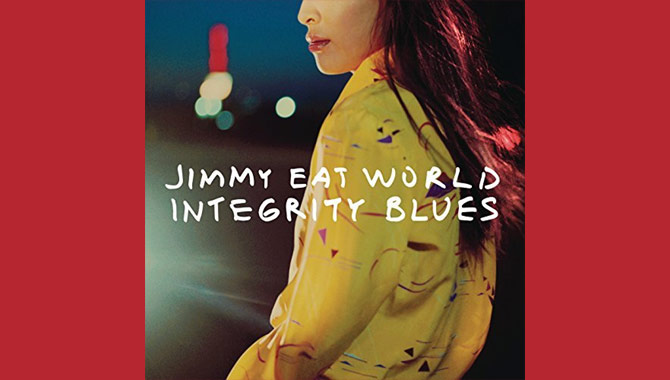 Jimmy Eat World Integrity Blues Album