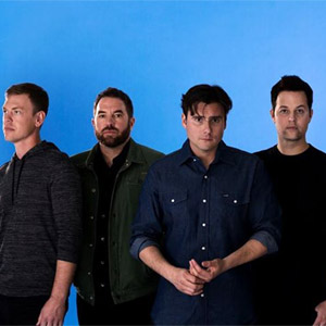 Interview with Jimmy Eat World at Download Festival 2013