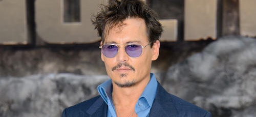 Johnny Depp - Pirates 5?