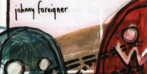 Johnny Foreigner - Grace and the Bigger Picture