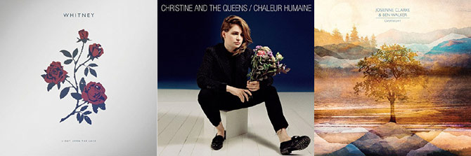 Whitney, Christine And The Queens and Josienne Clarke And Ben Walker