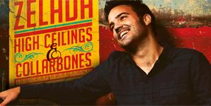 Juan Zelada - High Ceilings And Collarbones