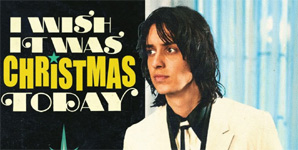 Julian Casablancas - I Wish It Was Christmas Today Single Review