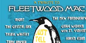 Various Artists Just Tell Me That You Want Me: A Tribute To Fleetwood Mac Album
