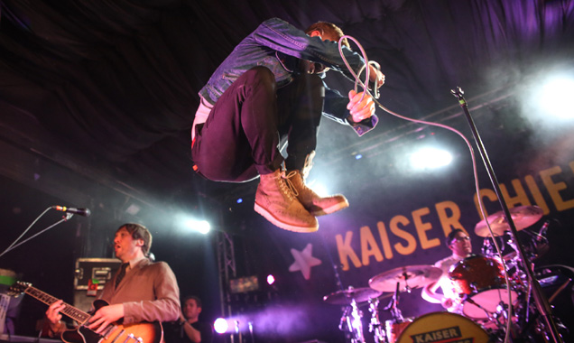 Kaiser Chiefs - The Great Escape Festival 2014 Live Review Live Review
