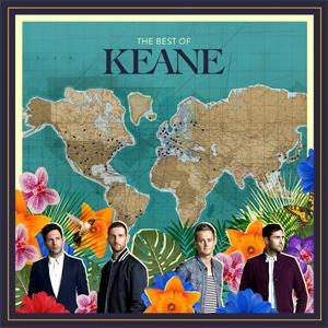 Keane The Best of Keane Album