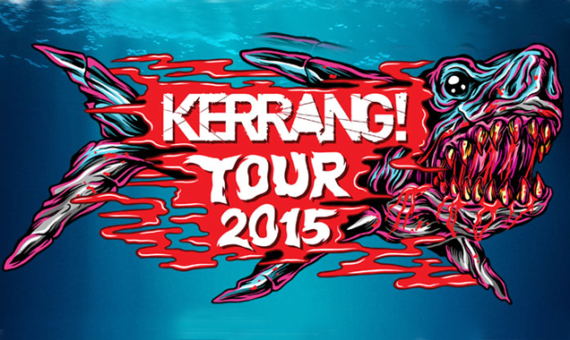 Kerrang Tour 2015 - Norwich Live Review