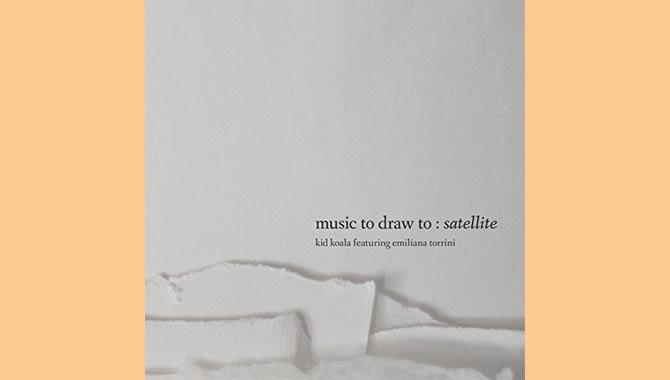 Kid Koala Music To Draw To: Satellite Album