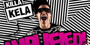 Killa Kela - Amplified Album Review