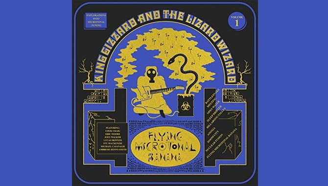 King Gizzard and the Lizard Wizard - Flying Microtonal Banana Album Review