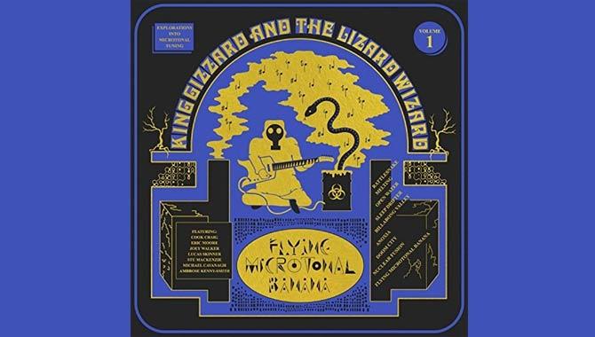 King Gizzard and the Lizard Wizard Flying Microtonal Banana Album