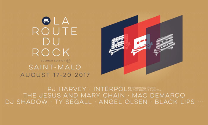 La Route Du Rock 2017 At Saint-Malo, France - Live Review