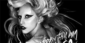 Lady GaGa Born this Way Album