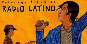 Putumayo Records - Radio Latino - Various Artists
