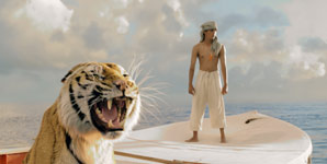 Life of Pi, Trailer