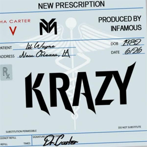 Lil Wayne  - Krazy Single Review Single Review