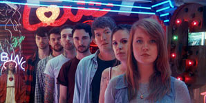 Los Campesinos - By Your Hand Video