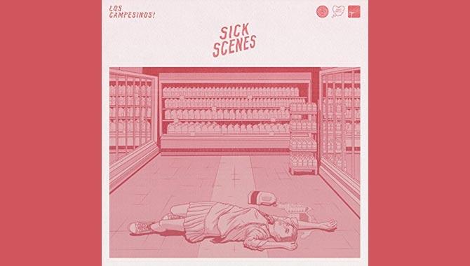 Los Campesinos Sick Scenes Album