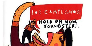 Los Campesinos - Hold On Now, Youngster Album Review