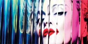 Madonna MDNA Album