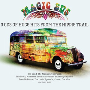 Magic Bus: 3CDs Of Huge Hits From The Hippie Trail Album Review