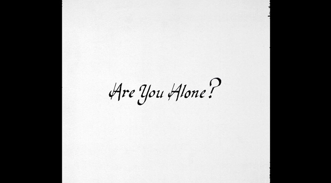Majical Cloudz - Are You Alone? Album Review