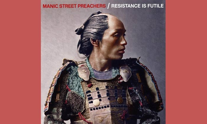 Manic Street Preachers Resistance Is Futile Album